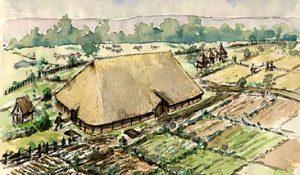 La ferme gauloise de Verberie