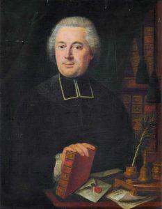 Abbé Claude Carlier