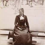 Juliette Adam en 1889
