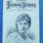Parution dans magazine allemand