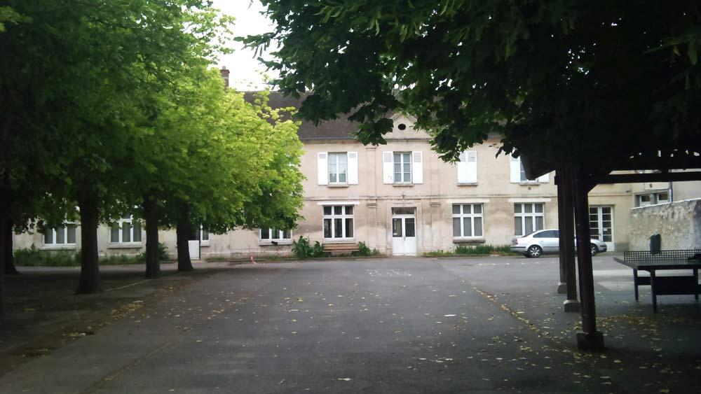 École primaire du centre Verberie