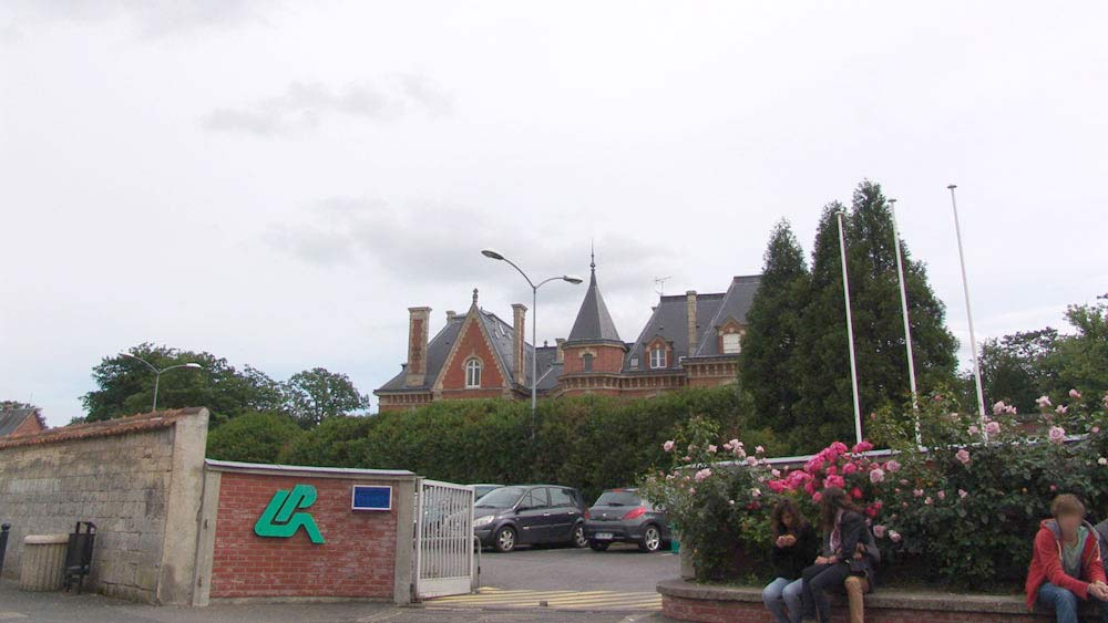 Lycée Pierre d'Ailly Compiègne