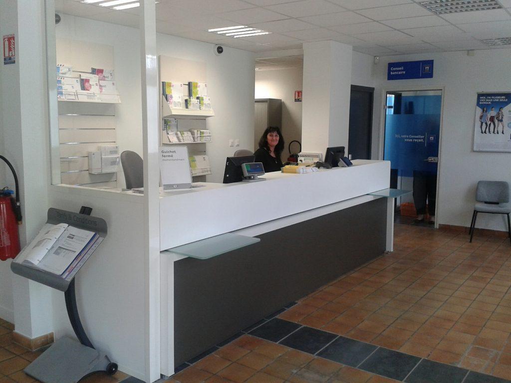 Réuverture du bureau de poste de Verberie