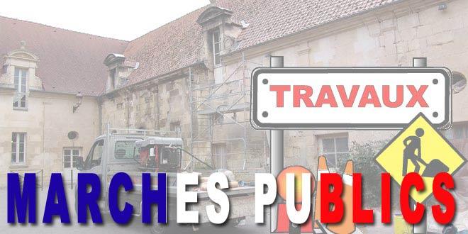 Les marchés publics de la commune de Verberie