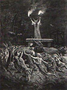 Sorcellerie : le sabbat