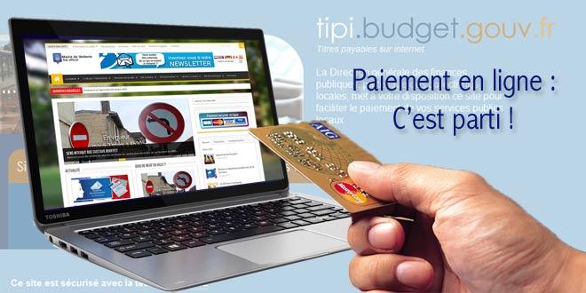 Payez vos factures directement en ligne !