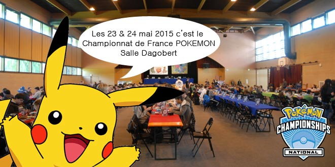 Championnat de France Pokemon 2015